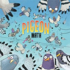Telling a story about pigeons should be simple. But what's a narrator to do when the number of feathered friends is constantly changing? Can our intrepid storyteller use math facts to keep up with the unstable quantities...or is this pigeon-centric tale doomed?