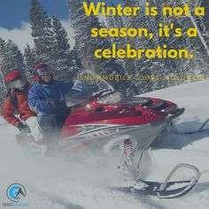 Winter is not a season, it's a celebration. Enjoy your holiday by taking Snowmobiling tours in Winter Park, CO with Grand Adventures. Book your winter park holiday vacation today!  Visit: https://www.grandadventures.com/snowmobiling/winter-park-guided-tours/  #winteractivitycolorado #winterparkvacation #winterparkthingstodoinColorado
