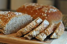 Mennonite Girls Can Cook: Sour Dough Health Bread