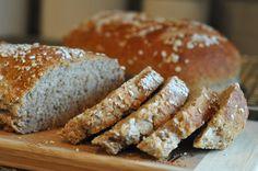 Mennonite Girls Can Cook: Sour Dough Health Bread
