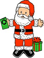 """*****Christmas """"Friends""""  Dress your Friends as Santa, Mrs. Claus, elves or kids in their Christmas best!"""