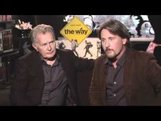 "WATCH THIS MOVIE!  on netflix right now ;-) Martin Sheen and Emilio Estevez Talk About Their New Movie, ""The Way"""
