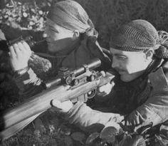 british ww2 sniper - Google Search
