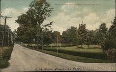 Forest Avenue From Apawanis Rye New York