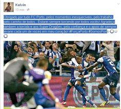 FC Porto Noticias: Palmeiras anuncia Kelvin