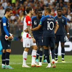 France Croatie : La Finale De La Coupe Du Monde De Football En Direct Et En Photos ( 52 As Monaco, Antoine Griezmann, Champions, Sports, Go Blue, Hs Sports, Sport