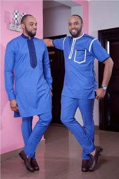 African Clothing for Men Traditional African Print by MalvisCo African Shirts For Men, African Dresses Men, African Attire For Men, African Clothing For Men, African Wear, African Women, African Outfits, Nigerian Men Fashion, African Print Fashion