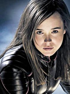 IPB Image Kitty Pryde, Marvel Movies, X Men, Nerd, Costumes, Leather, Fictional Characters, Image, Dress Up Clothes