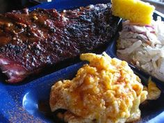 10 best BBQ in NYC  http://gothamist.com/2013/06/05/the_best_bbq_spots_in_new_york_city.php