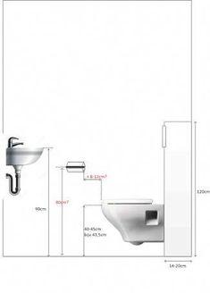 bathroom floorplan and distances between parts Washroom Design, Bathroom Design Luxury, Bathroom Design Small, Bathroom Layout, Modern Bathroom, Master Bathroom, Bathroom Plans, Bathroom Plumbing, Bathroom Toilets