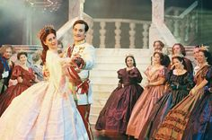 Elisabeth - the musical.