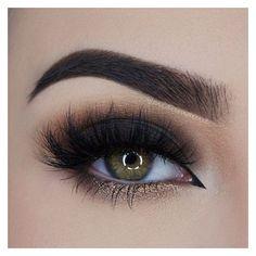 "Paulina on Instagram: ""✔️✨ @toofaced Chocolate Bar & Semi-Sweet... ❤ liked on Polyvore featuring beauty products, makeup, eye makeup, beauty, eyes, eyeko, liquid eye liner, palette makeup, liquid eyeliner and eyeko cosmetics"