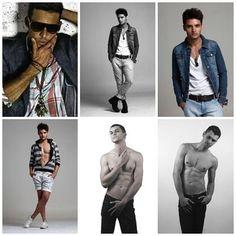 .: Guia de poses,Técnica e Prática para fotos masculinas, modelos da AMODEL autorizado pelo agente Anderson Alves.