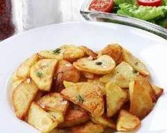 Pommes de terre sarladaises (facile, rapide) - Une recette CuisineAZ