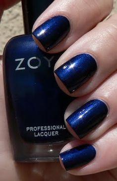 Zoya Ibiza!! Safe nail polish during pregnancy and beyond!!