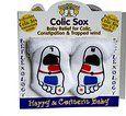'COLIC SOX' (Reflexology Colic Socks) ONE SIZE/0-12 months (stretchable): Amazon.co.uk: Baby