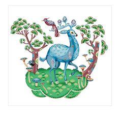 klaus haapaniemi - deer Finland, Badass, Deer, Ceramics, Artists, Embroidery, Animals, Image, Design