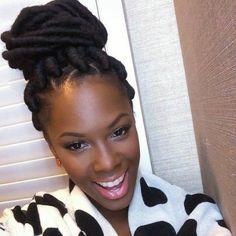 Best Yarn Locks Hairstyles for Women Natural Hair Inspiration, Natural Hair Tips, Natural Hair Styles, Protective Hairstyles, Braided Hairstyles, Cool Hairstyles, Protective Styles, American Women, Twists