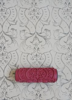 Patterned Paint Roller No.7  from Paint & by patternpaintrollers, €15.00 offset it
