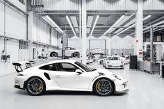 10 coole Looks für den Porsche 991 GT3 RS