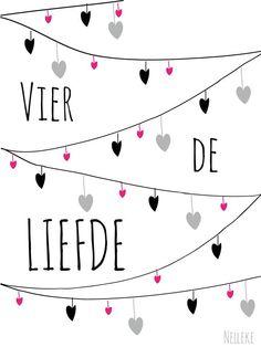 Vier de liefde op www.paiq.nl