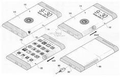 Samsung Galaxy Note 4 Specs Could Come with a 3-Sided Display