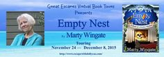 Empty Nest by Marty Wingate - Escape With Dollycas Into A Good Book