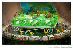 Festa Dinossauros do Lucas