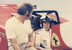 """Siegfried Rauch / Kultfilm """"Le Mans"""" mit Steve McQueen: Ziggy und der King of Cool - SPIEGEL…"""