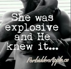 Passion Quote, Explosive