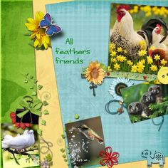 Here is my Oct. 2016 -all feathers friends made with the loving gift - jdb_faithfulfriends_qp thanks Jemima pict. from pinterest free to use shadowed a bit font - Writing Stuff