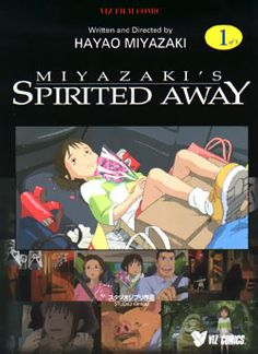 $9.95 Your Price: $7.46 Spirited Away Graphic Novel 1