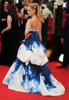 sarah michelle gellar's dress at golden globes - Google Search
