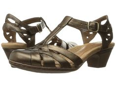Rockport Cobb Hill Collection Cobb Hill Aubrey Bronze Leather - Zappos.com Free Shipping BOTH Ways