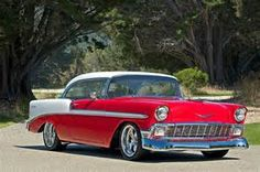 1956 Chevy Bel-air - Yahoo Image Search Results