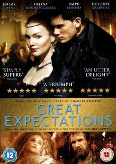 Helena Bonham Carter and Ralph Fiennes star in the 2012 adaption of the Dickens classic Great Expectations. Mike Newell, Jones Baby, Jeremy Irvine, Best Romantic Movies, A Cinderella Story, The Way He Looks, Movie Marathon, Bonham Carter, Love Actually