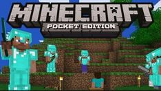 Minecraft: Pocket Edition Mod APK For Android. Minecraft: Pocket Edition (MOD, Immortality) - perhaps the most popular game in the world, Minecraft Pe, Minecraft Gameplay, How To Play Minecraft, Minecraft Survival, Free Android Games, Free Games, Android Apps, Microsoft, Windows Phone