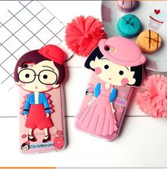 Small Meatball Mobile Phone Cover. Price at: $ 1.35/piece
