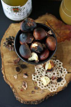 Roasted chestnuts - Le Boudoir Gourmand