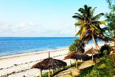 Kenya Tropical beach - Diani Beach