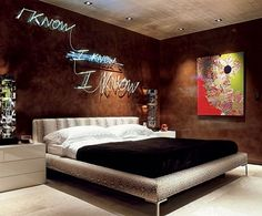 Sleep and Rock & Roll: 17 Musicians' Bedrooms | Apartment Therapy