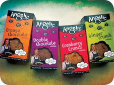Angelic Gluten Free Cookies - ~ For more treasures like this - Like us on http://fb.me/IntoGlutenFree to help our community grow! IntoGlutenFree.com #IntoGlutenFree - celiac disease, coeliac disease, gluten free diet, wheat free diet, gluten intolerance, gluten sensitivity, gluten allergy