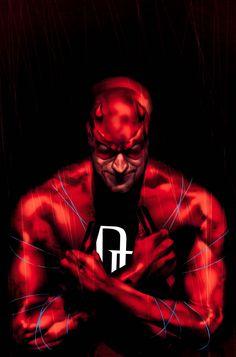 Daredevil (1964)  Stan Lee_Bill Everett  Devil > Frank Miller  Courtesy Marvel Comics  #GRAPHIC NOVEL