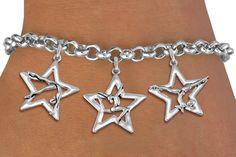 Gymnast Charm Bracelet $9.25