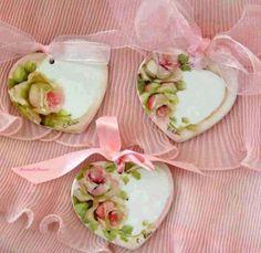 Sweet heart ornaments... (745×724)