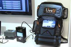 The One-Man Broadcast Uplink: The LU70 Backpack Video Uplink #LiveU