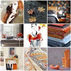 Gold Cage: Favorite Combos - Gray & Orange