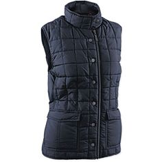 Dubarry Cullin Quilt Vest - in Navy