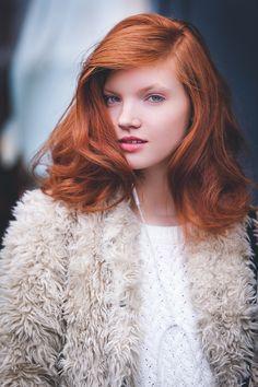 Anastasia Ivanova Tsumori Chisato - Paris Fashion Week PAP AW15