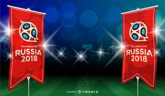 Russia 2018 world cup Wallpaper World Cup 2018, Fifa World Cup, Hanging Banner, Mo Design, Electronic Media, Layout Template, Business Card Design, Wallpaper, Russia Cup